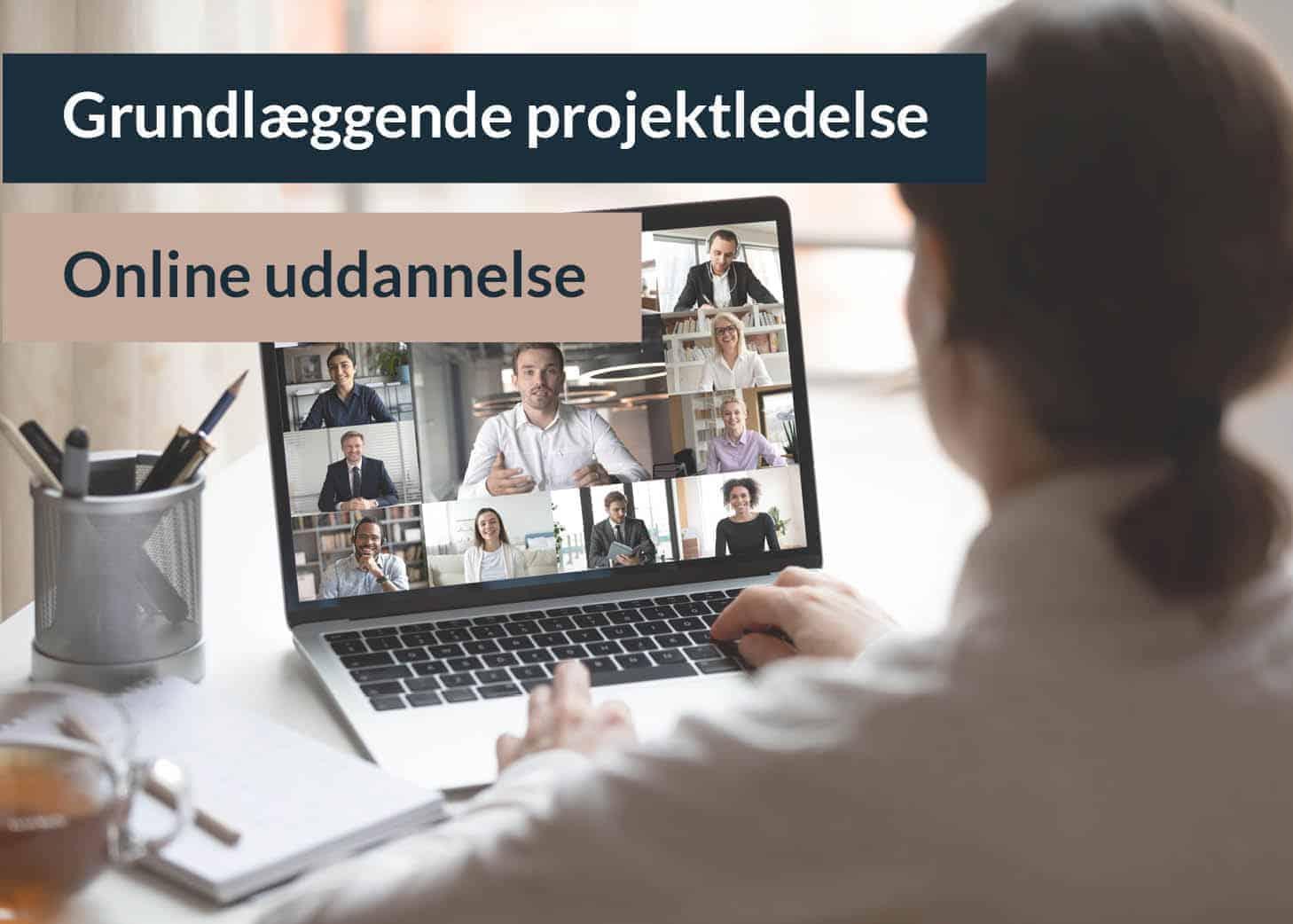 Online Grundlæggende Projektledelse