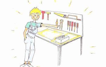 5S i produktion, Lean, Lean Akademiet, værktøjer, orden, struktur, audit-skema